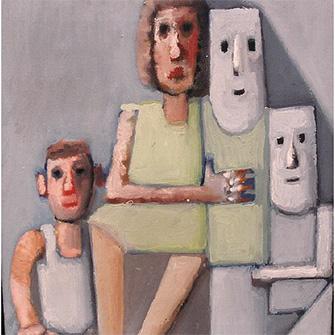 WIFE, HUSBAND & MAKE BELIEVE